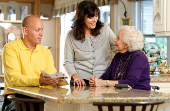 Individualized Home Care Plan